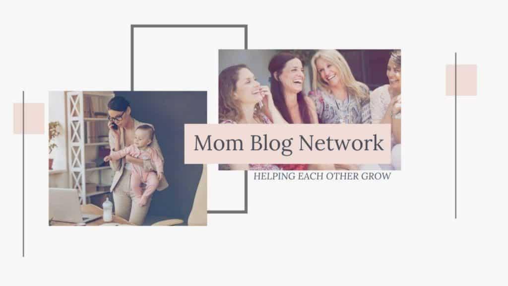 mom blog network facebook group