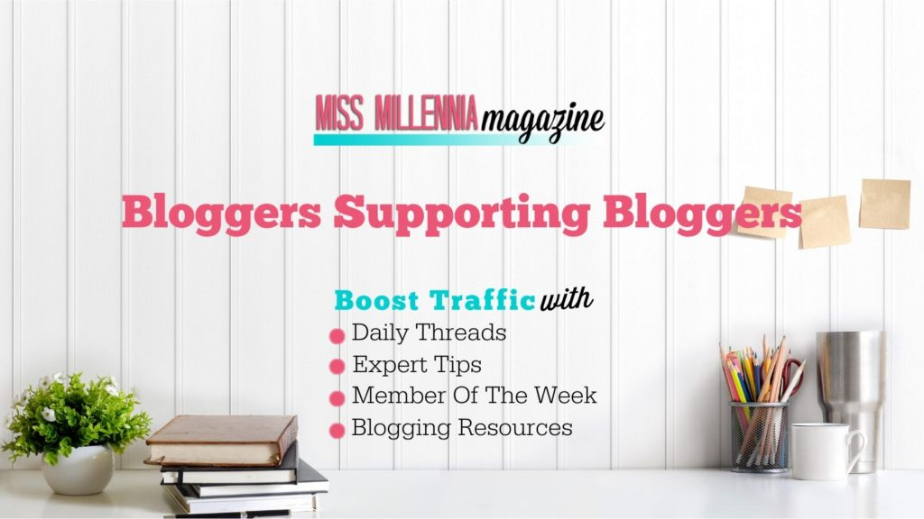bloggers supporting bloggers facebook group