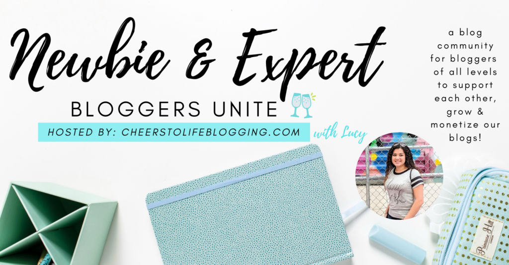 newbie and expert bloggers unite