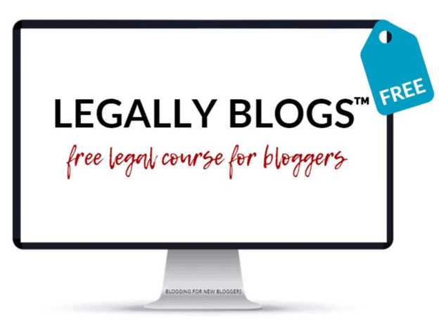 legally blogs free course
