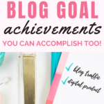 q2 2020 blog goals achievements