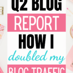 q2 2020 blog report doubled blog traffic