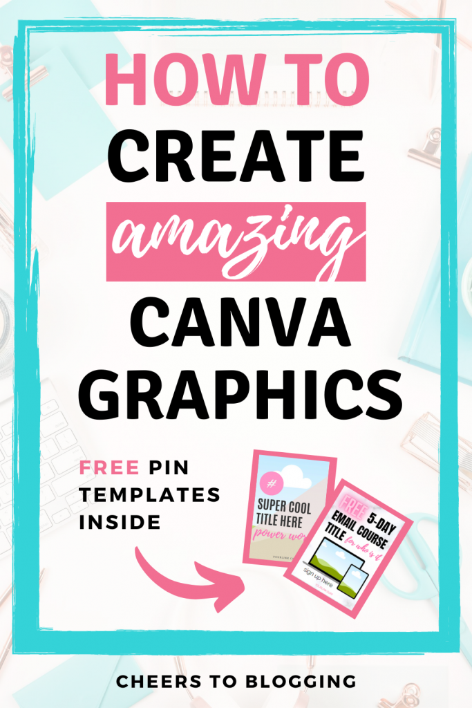 how to create canva graphics free templates