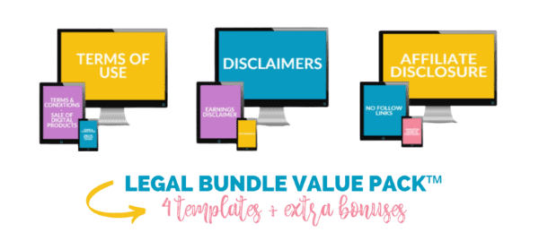 legal bundle value pack
