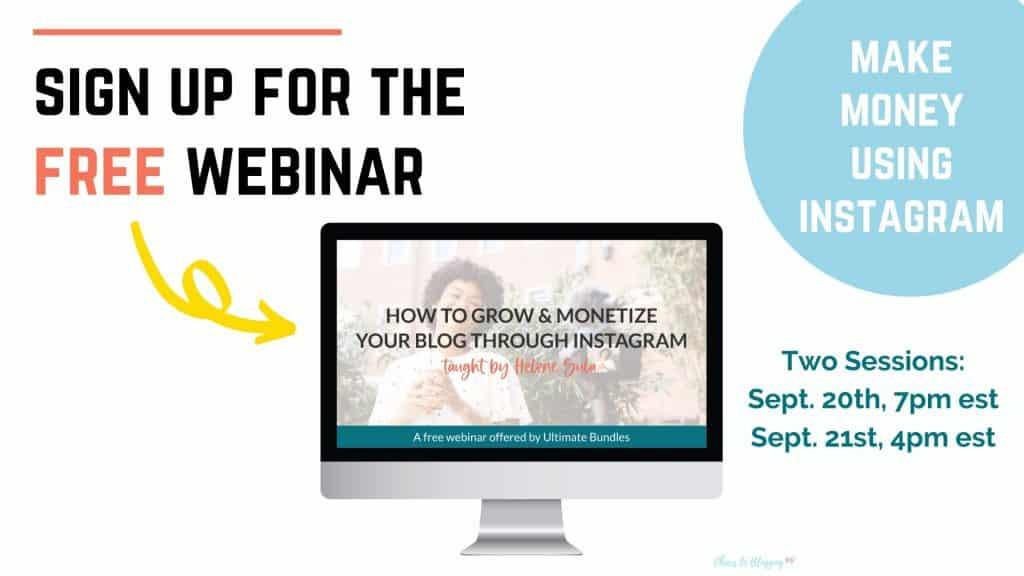 genius bloggers toolkit free webinar