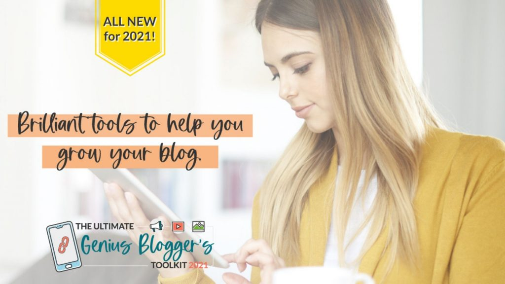brilliant tools to help you grow your blog