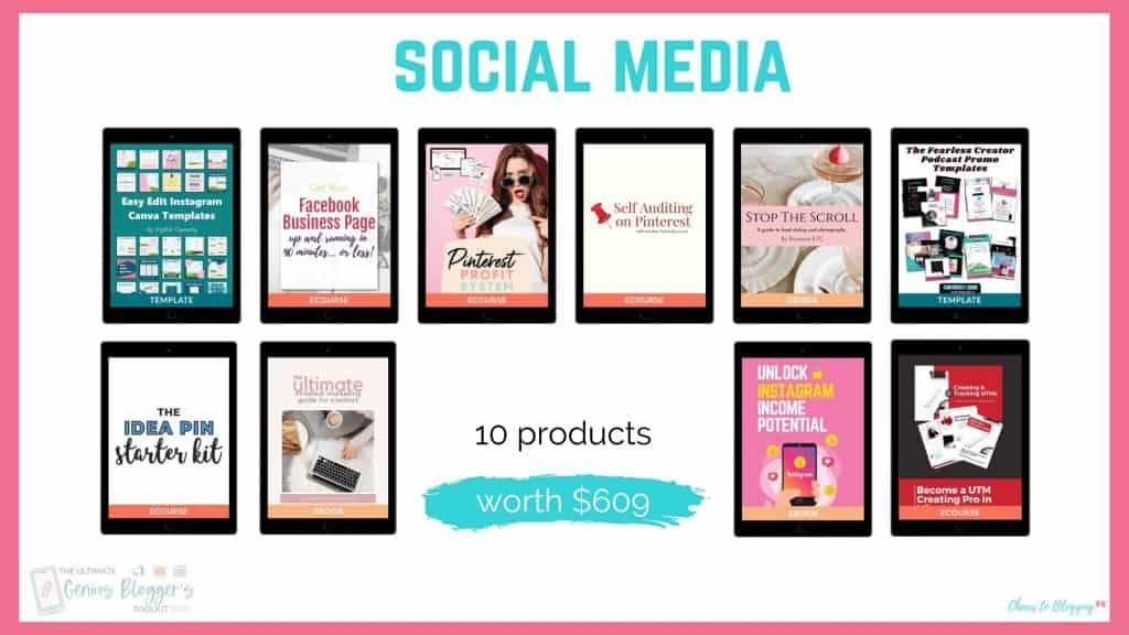 gbtk social media products